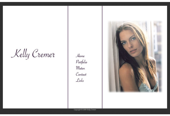 Kelly Cremer website