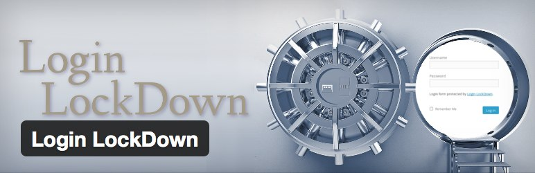 Login Lockdown security plugin