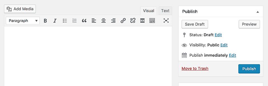 klassieke editor plugin